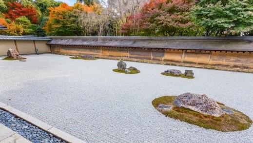 Cara Membuat Zen Garden